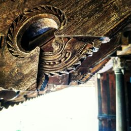 Roof Cornice Detail